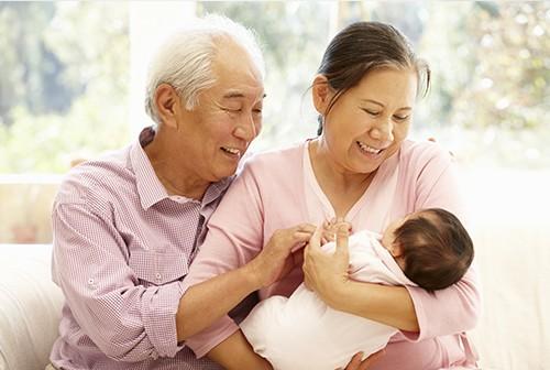 DNA 祖父母鑑定